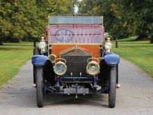 Rolls-Royce Silver Ghost 40-50 HP Roi des Belges Tourer