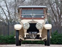 Rolls-Royce Silver Ghost Open Drive Limousine by Barker