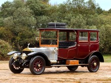 Rolls-Royce Silver Ghost Open Drive Limousine by Fox _ Bodman