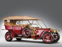 Rolls-Royce Silver Ghost Roi des Belges Tourer