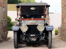 Rolls-Royce Silver Ghost Tourer by Wilkinson Son