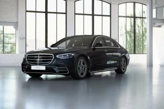 Арендуйте 223 Mercedes. Мерседес 223 - это совершенно новый автомобиль, в котором вы почувствуете себя на высоте
