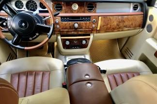 Салон свадебного лимузина Rolls Royce