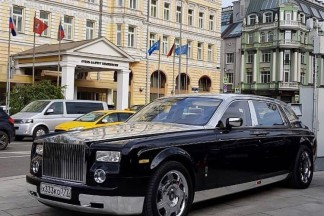 lkbyyfz ,fpf Rolls Royce Phantom