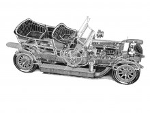Rolls-Royce Silver Ghost Touring