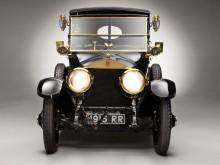 Rolls-Royce 40-50 Silver Ghost Limousine by H.A. Hamshaw