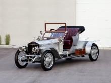 Rolls-Royce Silver Ghost 40-50 HP Roadster by Wilkinson