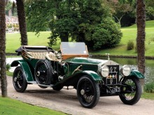 Rolls-Royce Silver Ghost 40-50 Tourer by Barker
