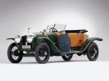 Rolls-Royce Silver Ghost Boattail Skiff
