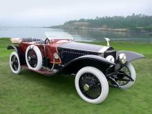 Rolls-Royce Silver Ghost Labourdette Skiff