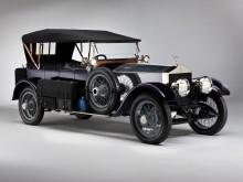 Rolls-Royce Silver Ghost Tourer