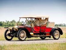 """Rolls-Royce Silver Ghost """"Balloon Car"""" Roadster"""